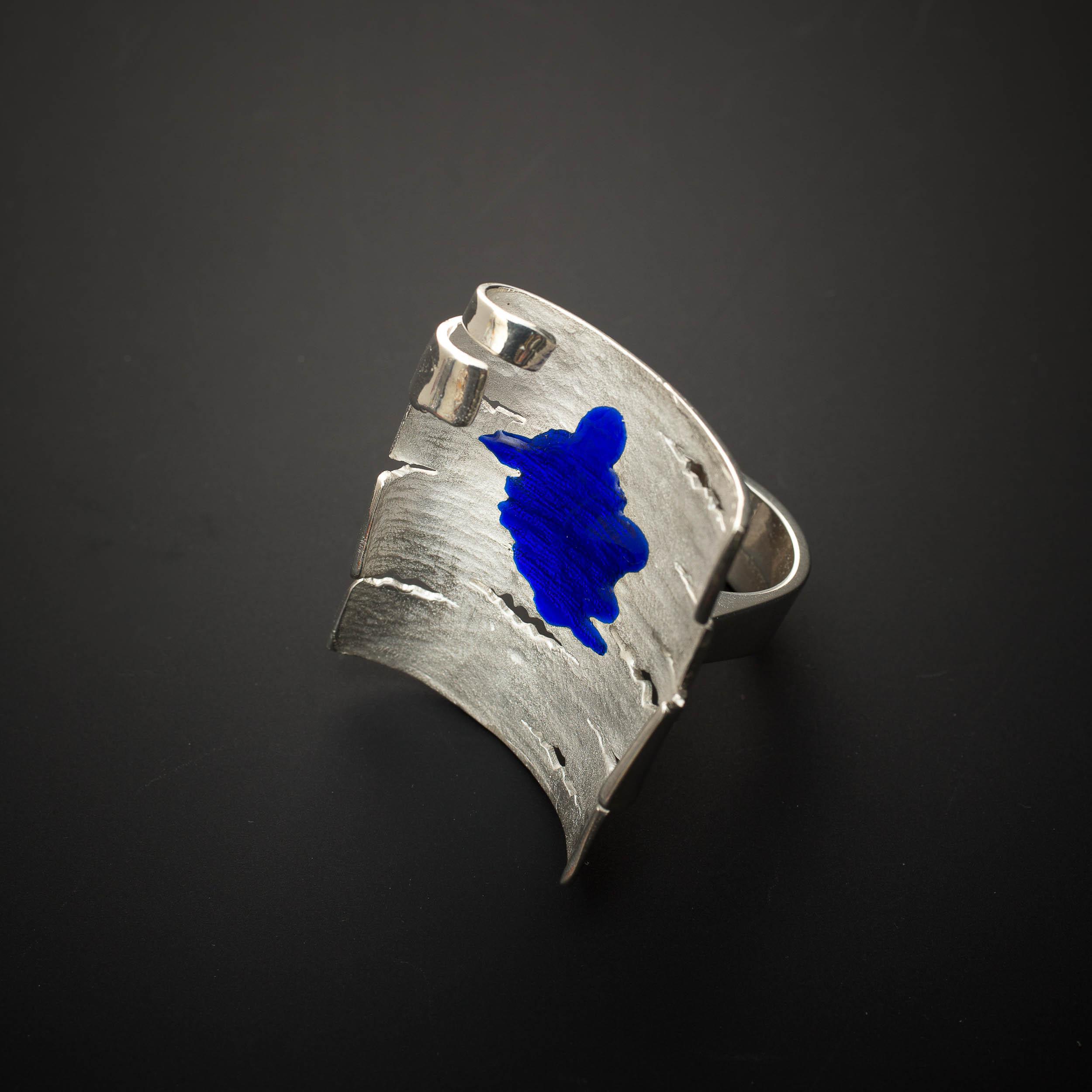 gastini betulla blu anello (1 di 2)
